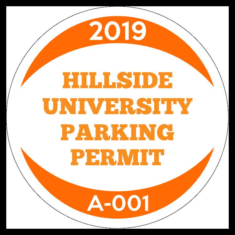 Parking Permit Circle 5