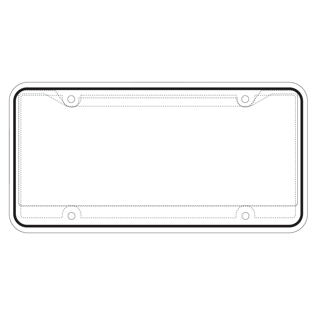 Upload Your Own Custom High View Frame