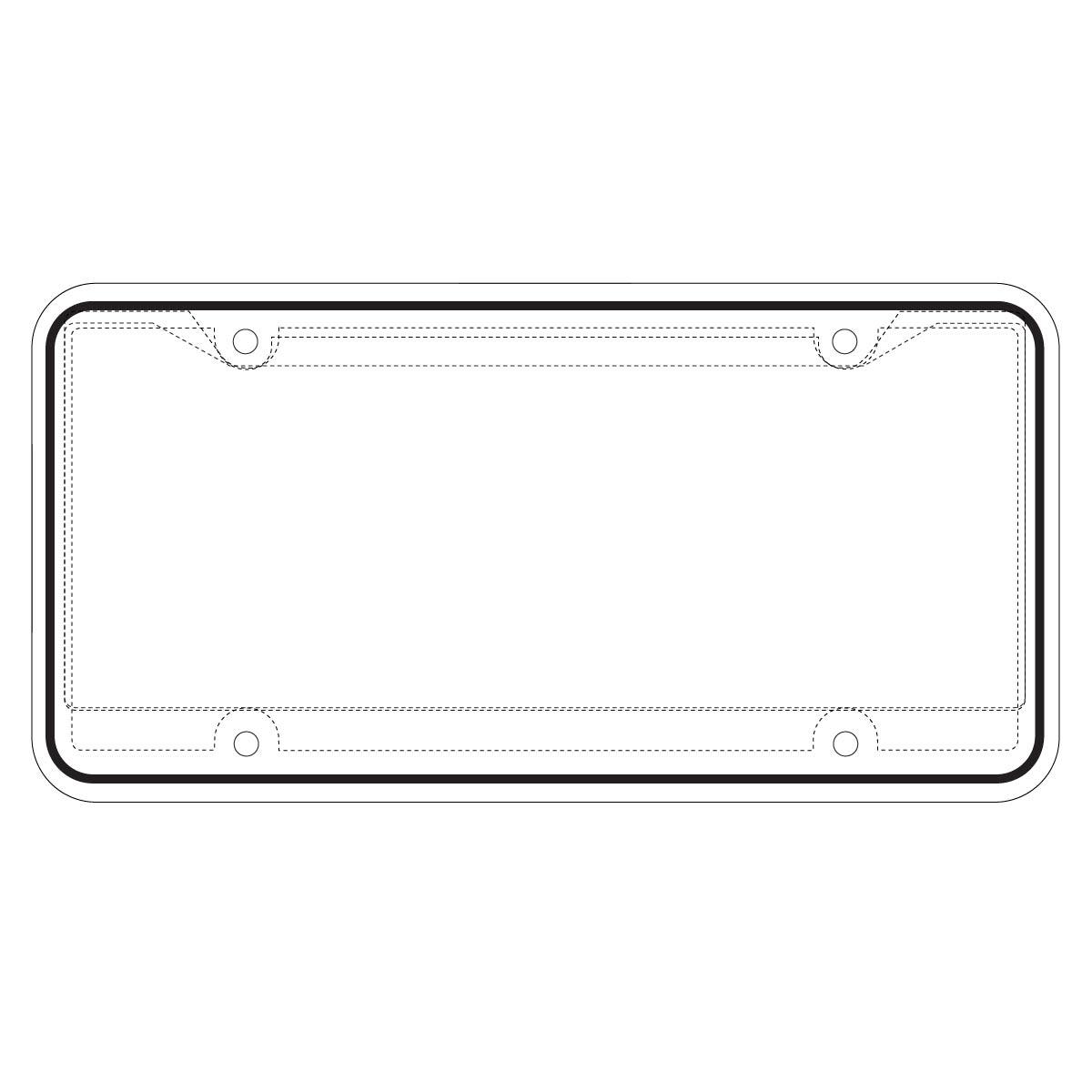 Upload Your Own Custom Silk Screened Frame