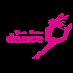 Custom Your Name Dance Transfer Sticker