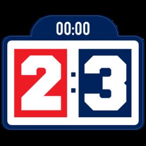 Custom Scoreboard Sticker