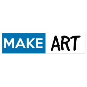 Make Art Customizable Bumper Sticker