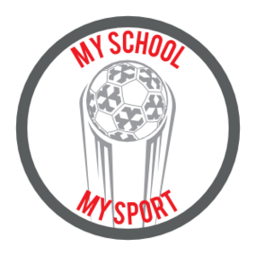 Custom Soccer Ball Going Up Circle Sticker