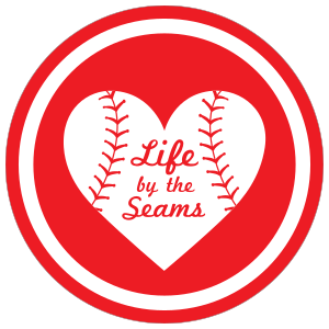Custom Life by the Seams Circle Sticker