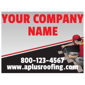 Roofing Business Template