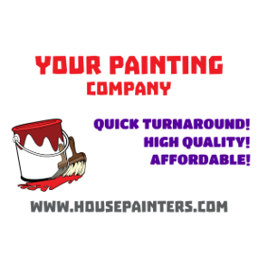 Painting Business Template