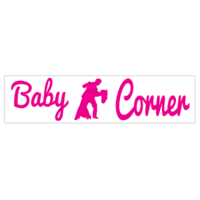 Baby Corner Customizable Bumper Sticker