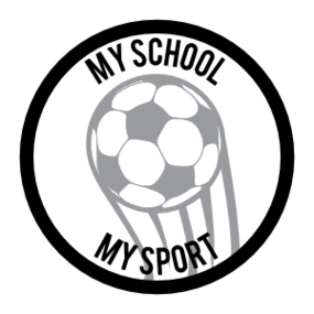 Custom Shooting Soccer Ball Circle Sticker