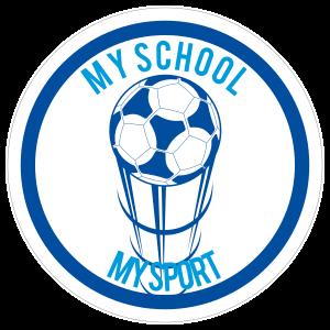 Custom Shooting Soccer Ball Oval Sticker