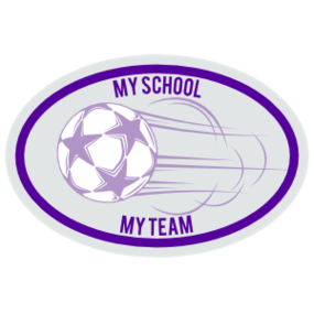 Custom Shooting Soccer Ball Oval
