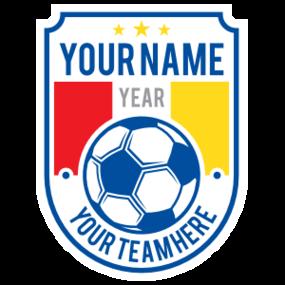 Your Custom Soccer Emblem