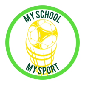 Custom Flying Soccer Ball Round Sticker