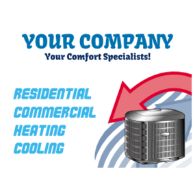 Air Conditioning Business Template