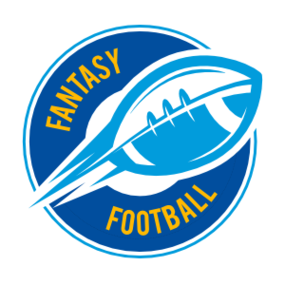 Custom Fantasy Football Circle Sticker