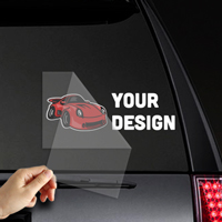 Custom Multi-Color Transfer Sticker Template