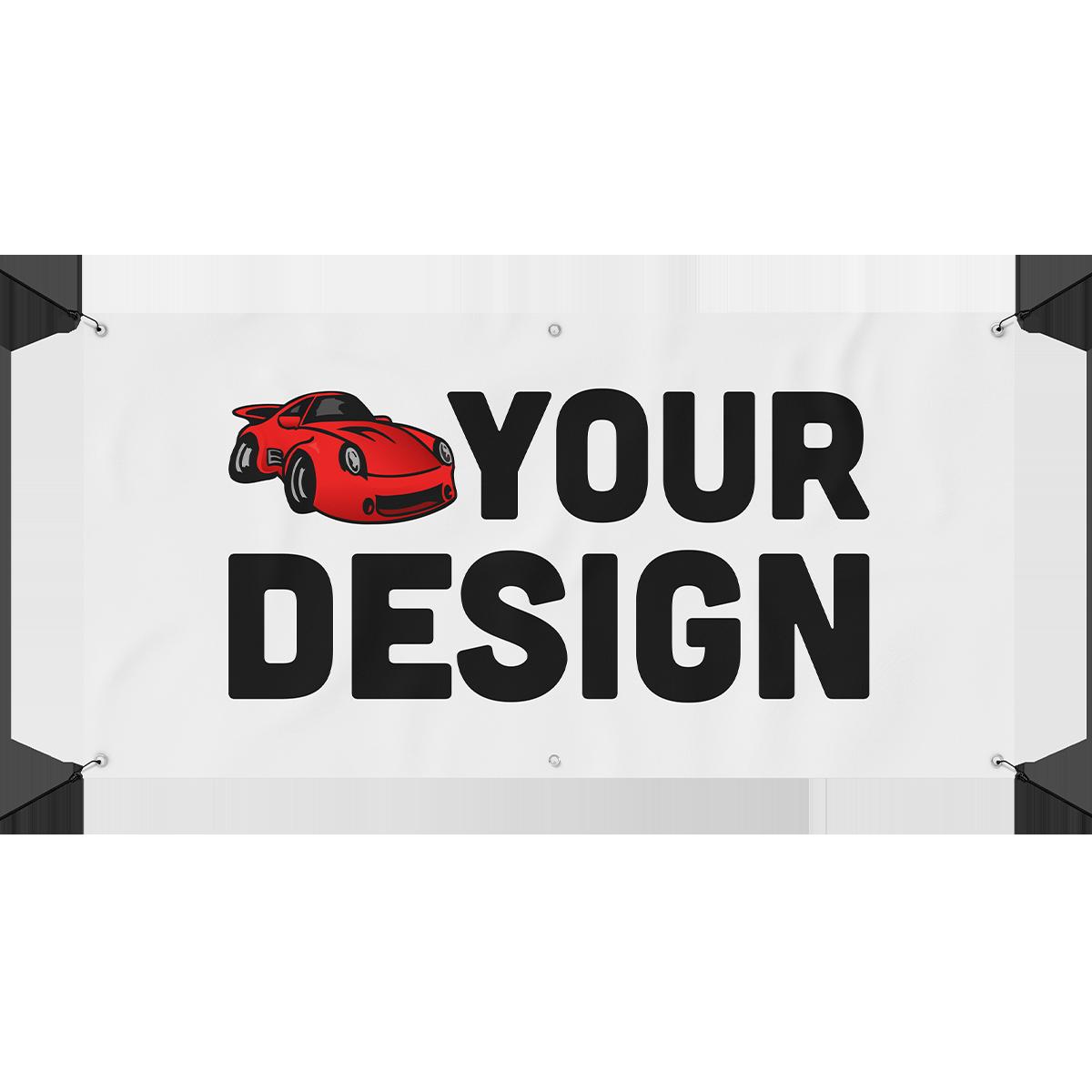 Custom Horizontal Banner