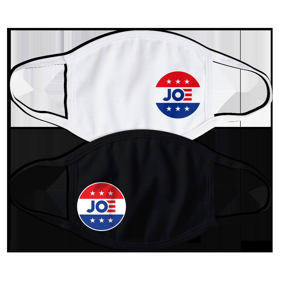 Joe Biden Stars And Stripes Face Mask