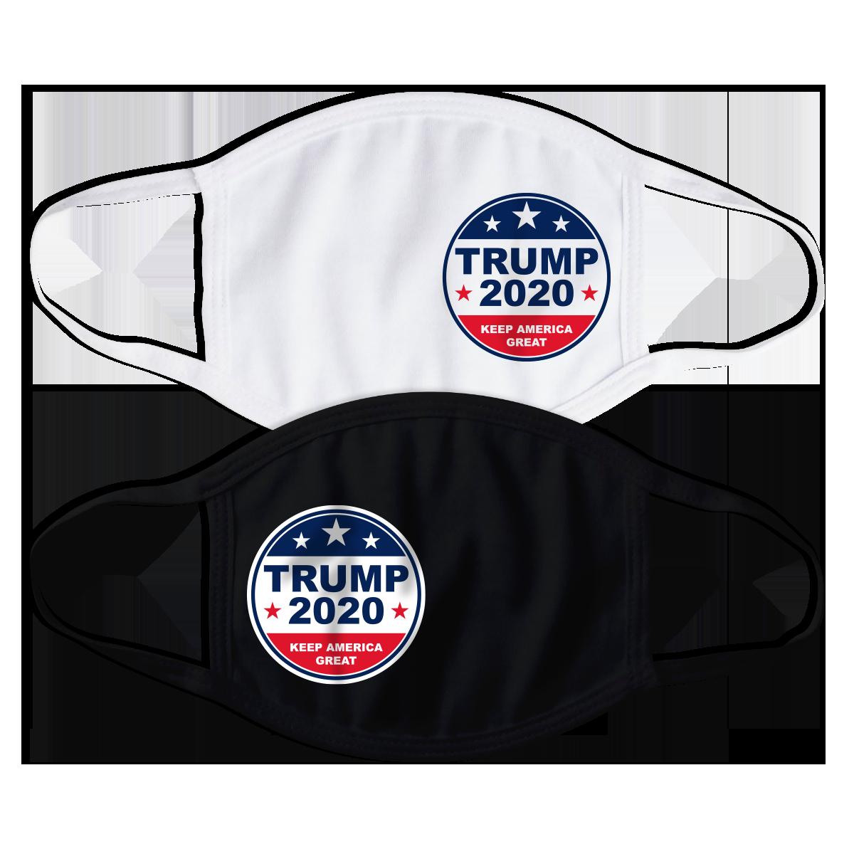 Donald Trump Keep America Great Face Mask