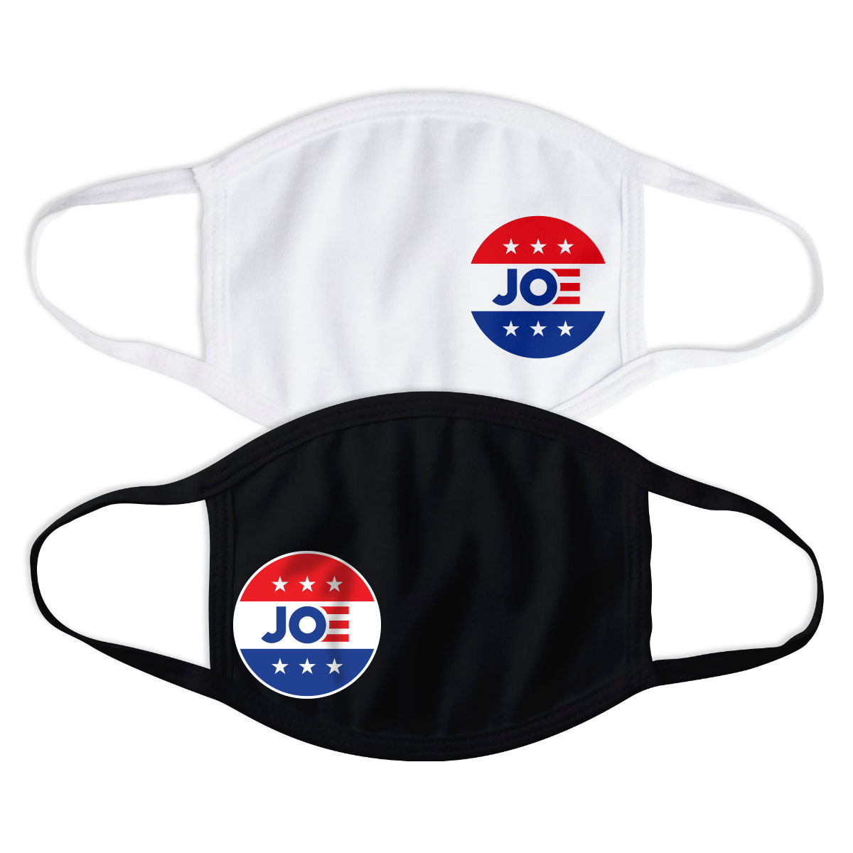 Joe Biden Stars And Stripes Face Mask