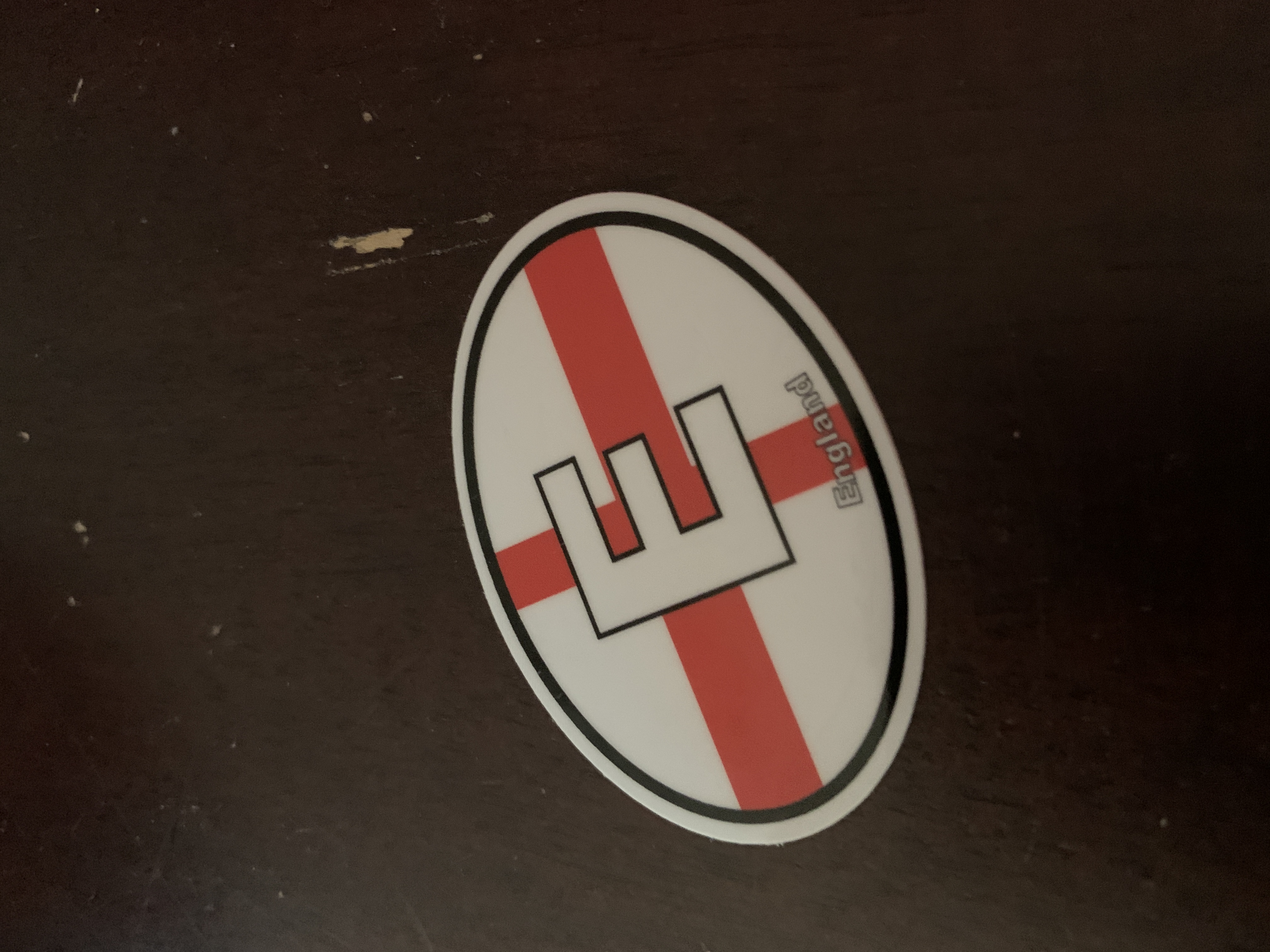 Luke's review of Custom Oval Stickers with Text