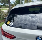 Carl's review of Stylized Eagle From German Coat Of Arms Sticker