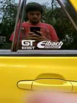 George's review of Eibach Springs Sticker