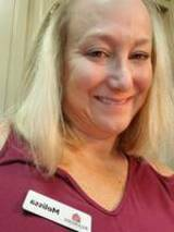 MELISSA's review of Plastic Rectangle Name Tag