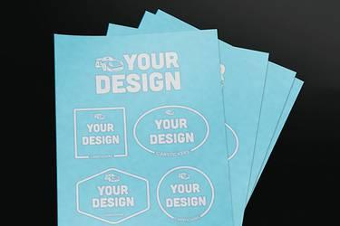 Transfer Sticker Sheets